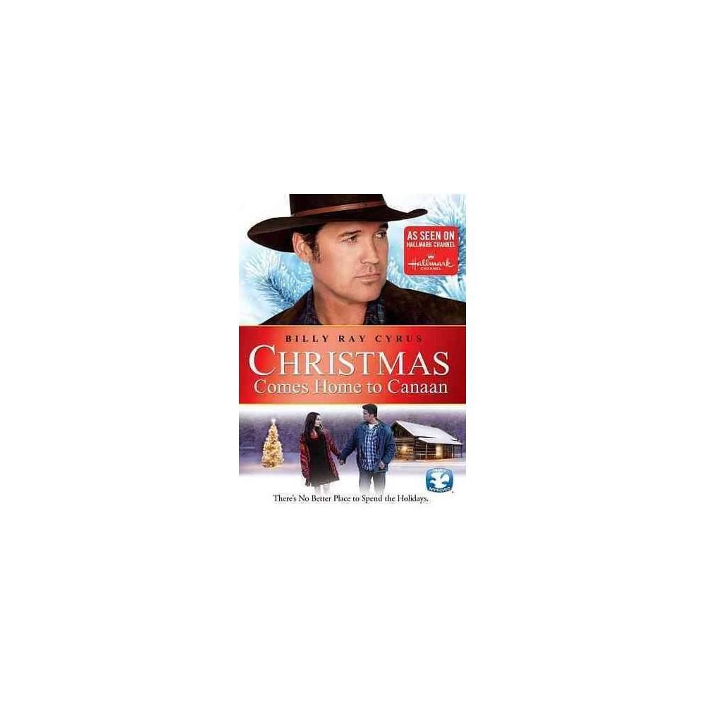 Christmas Comes Home To Canaan (Dvd)