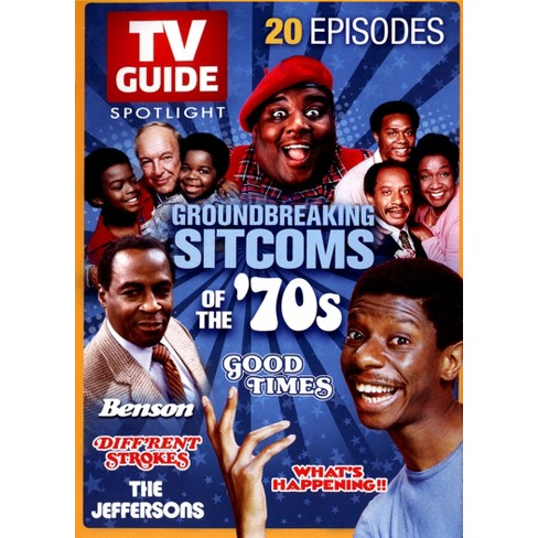 TV Guide Spotlight: Groundbreaking Sitcoms of the '70s (DVD) - image 1 of 1
