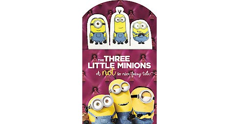 The Three Little Minions ( Minions) (Board) by Universal - image 1 of 1