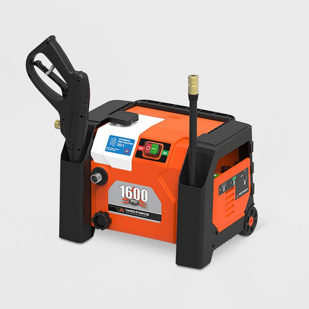 "Image of ""16"""" 1600psi All-in-1 Electric Pressure Washer - Yard Force"""