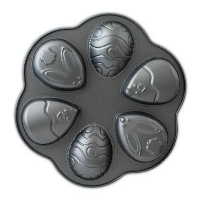 Metal Bunnies and Chicks Cakelette Pan - Nordic Ware
