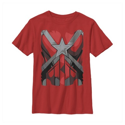 Boy's Marvel Black Widow Guardian Costume T-Shirt
