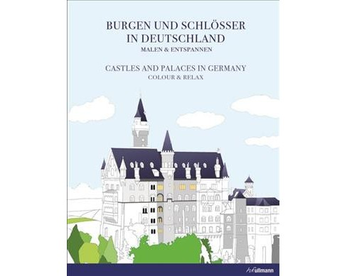 Castles and Palaces in Germany (Paperback) - image 1 of 1