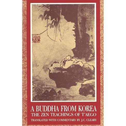 A Buddha from Korea - by  J C Cleary (Paperback) - image 1 of 1