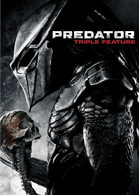 Predator triple feature (DVD) - image 1 of 1