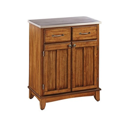 Stainless Top Sideboard buffet Servers - Home Styles