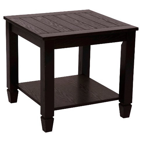 Ethan End Table Brown - TMS - image 1 of 2