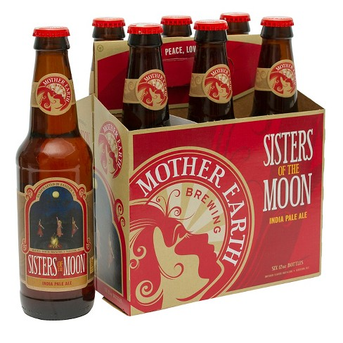 Mother Earth® Sister Moon IPA - 6pk / 12oz Bottles - image 1 of 1