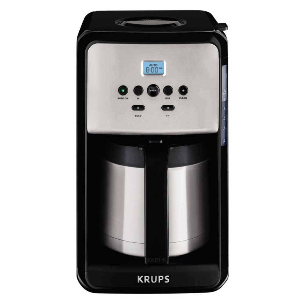 Image of KRUPS Savoy Programmable Thermal Filter Coffee Maker