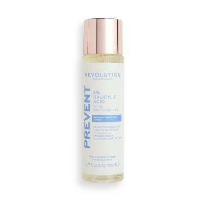 Makeup Revolution Skincare 2% Salicylic Acid Tonic - 6.76 fl oz