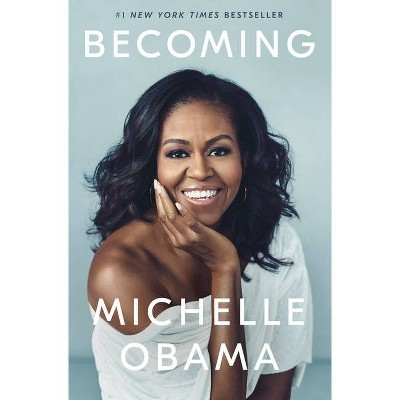 Becoming - by Michelle Obama (Hardcover)