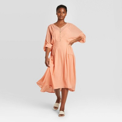Women's Balloon Long Sleeve Dress - Prologue™