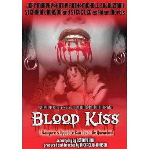 Blood Kiss (DVD) - image 1 of 1