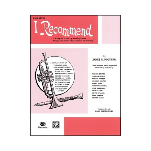Alfred I Recommend C Flute (Piccolo) - image 1 of 1