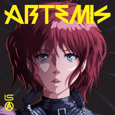 Lindsey Stirling - Artemis (CD) Target Exclusive