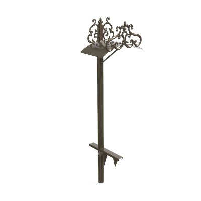 Liberty Garden Products Hyde Park Decorative Hose Stand Holds up to 125 Feet