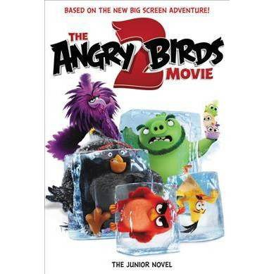 Angry Birds Movie 2 The Junior Novel By Heather Nuhfer