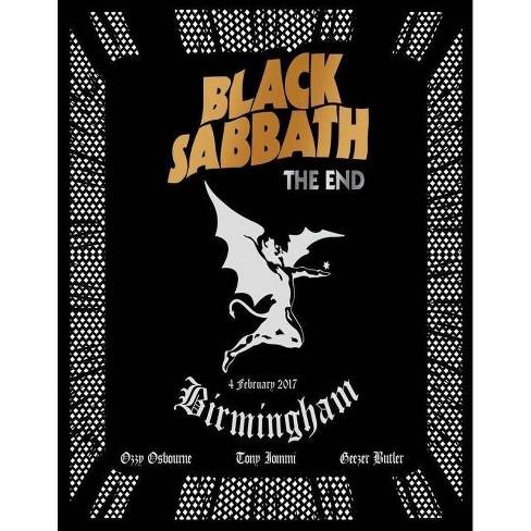 Black Sabbath: The End (Blu-ray) - image 1 of 1