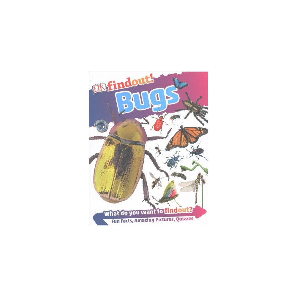Bugs (Reprint) (Paperback) (Andrea Mills)