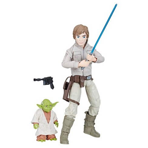 Star Wars: Forces of Destiny Luke Skywalker and Yoda Adventure Set - image 1 of 2