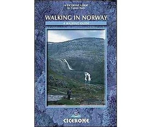 Walking in Norway (Paperback) (Connie Roos) - image 1 of 1