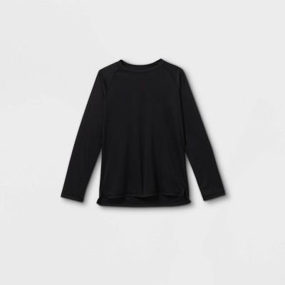 Boys' Long Sleeve Tech T-Shirt - All in Motion™