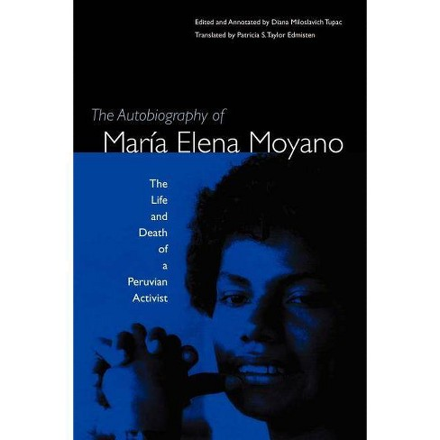 The Autobiography of Mar�a Elena Moyano - (Paperback) - image 1 of 1