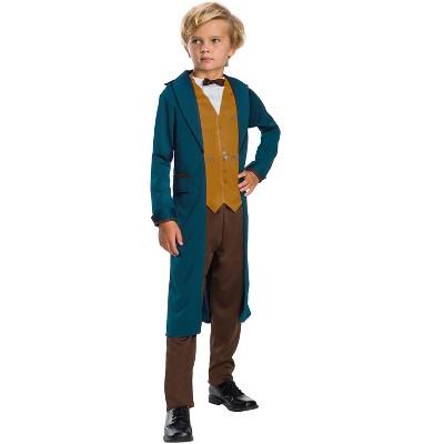 Fantastic Beasts Newt Scamander Child Costume