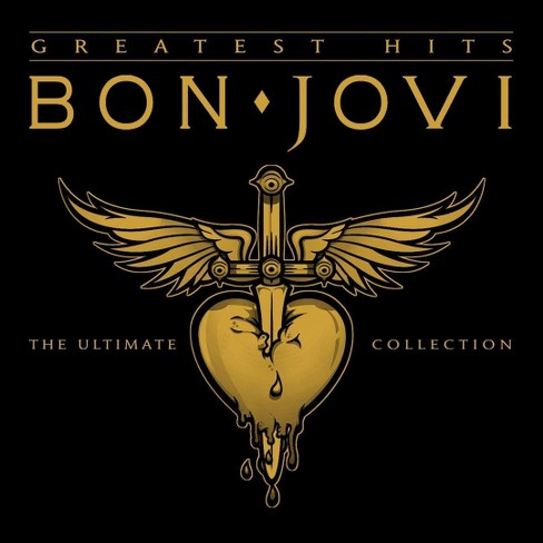 Bon Jovi - Greatest Hits: The Ultimate Collection (CD) - image 1 of 1