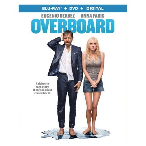 Overboard (Blu-Ray + DVD + Digital) - image 1 of 1
