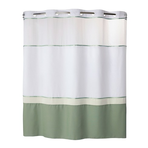 Windsor Shower Curtain With PEVA Liner