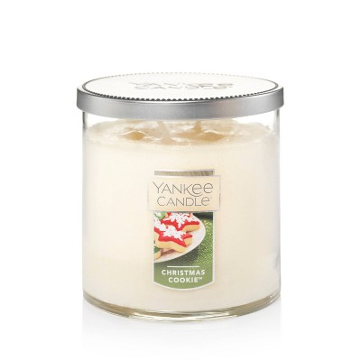 12.5oz Lidded Glass Jar 2-Wick Christmas Cookie Candle - Yankee Candle