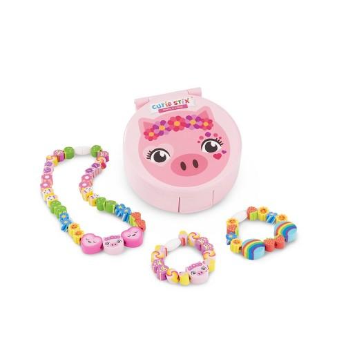 Cutie Stix Cutie Compact Jewelry Kit - Pinky Pals - image 1 of 4