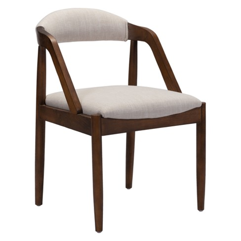 Mid-Century Modern Dining Chair - ZM Home - image 1 of 7
