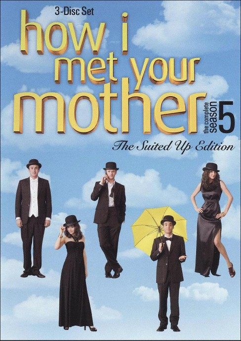 How I Met Your Mother: The Complete Season 5 [3 Discs] - image 1 of 1