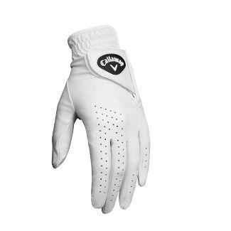 Callaway Womens Golf Glove L - White