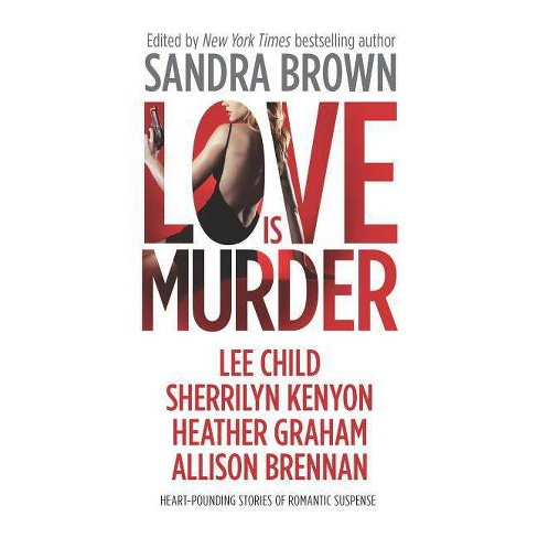 Love Is Murder - by  Sandra Brown (Paperback) - image 1 of 1