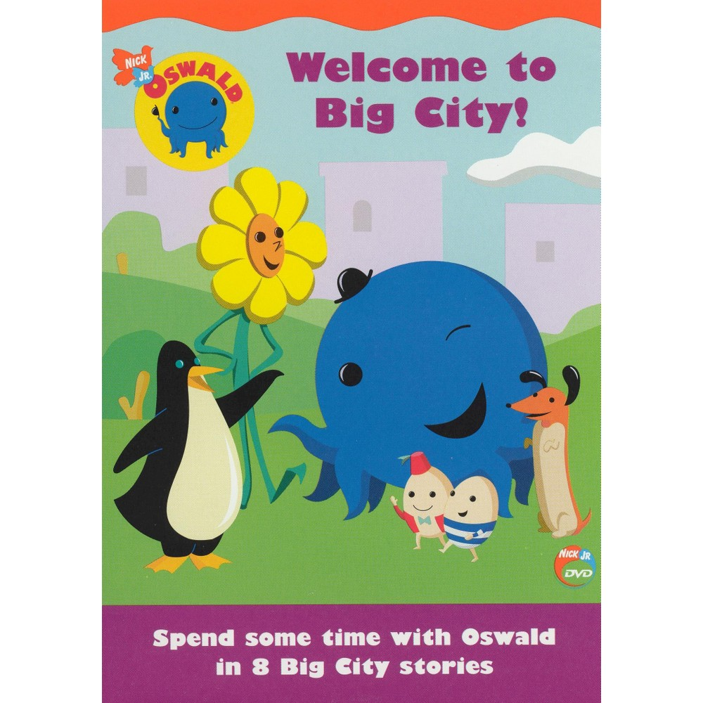 Oswald:Welcome To Big City (Dvd)