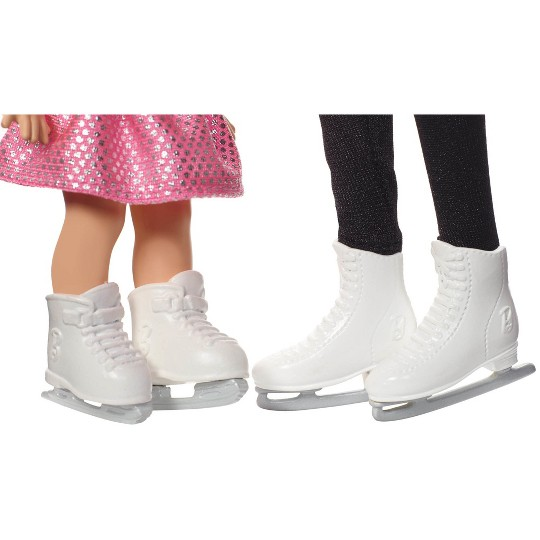 Barbie Ice-skating Coach Dolls & Playset image number null