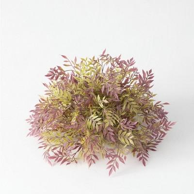 "Sullivans Mini Wisteria 1/2 Orb Decorative Filler 5.5""H Purple"