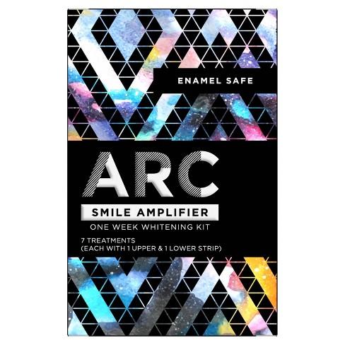 ARC Smile Amplifier Teeth Whitening Kit, 7 Treatments - image 1 of 8