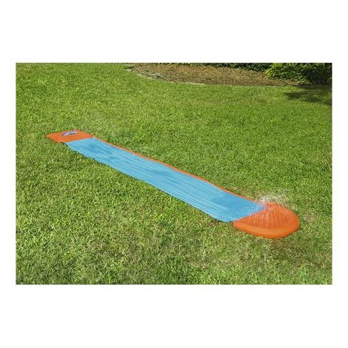 H2OGO!™ Single Aqua Ramp Slide - image 1 of 6