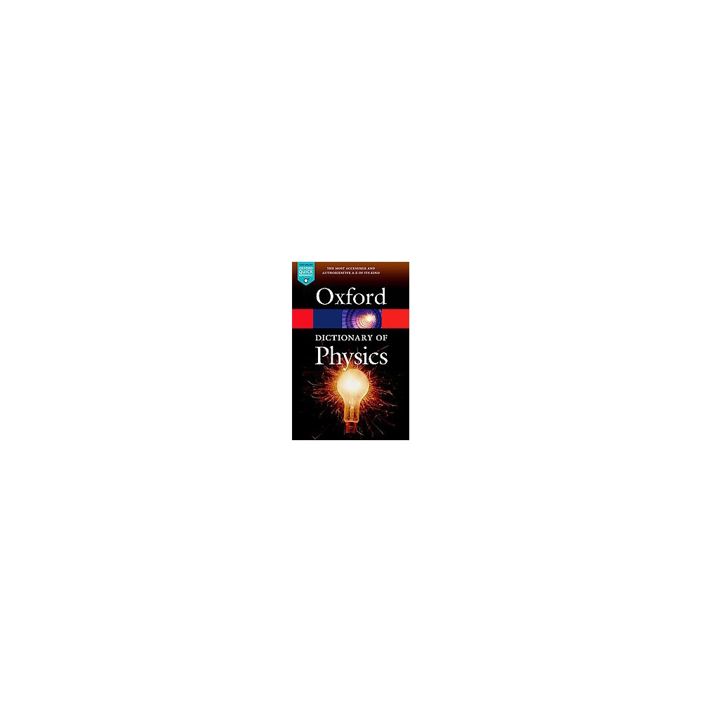 Dictionary of Physics (Paperback)
