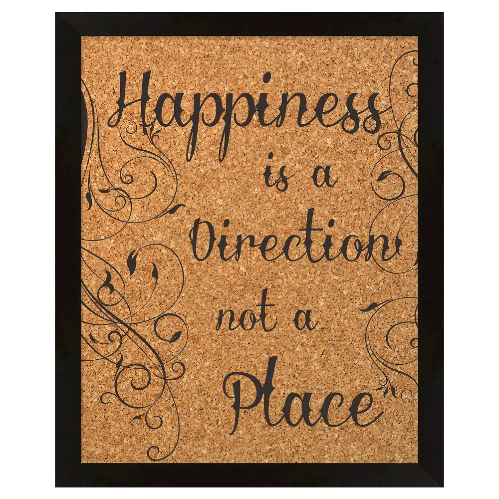 18 34 X 22 34 Hapiness Is A Direction Memory Memoboard Ptm Images