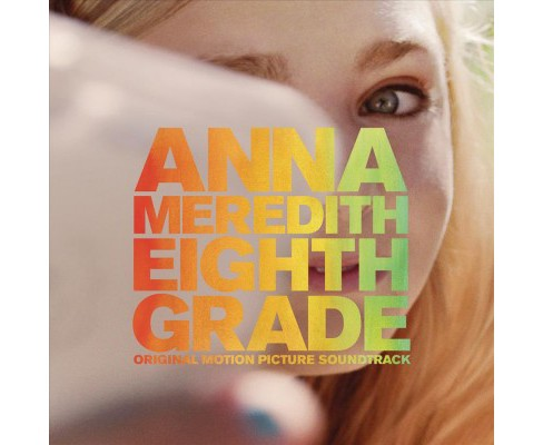Anna Meredith - Eighth Grade (Ost) (CD) - image 1 of 1