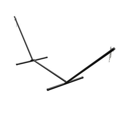 15' Two-Point Patio Hammock Stand - Black/Bronze - Algoma