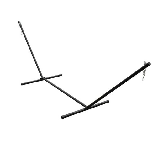 15' Two-Point Patio Hammock Stand - Black/Bronze - Algoma - image 1 of 3