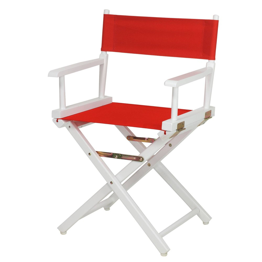 Red White Frame Director S Chair