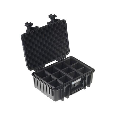 B&W International 4000/B/RPD RPD Insert Plastic Outdoor Waterproof Carrying Case - image 1 of 4