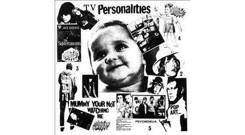 Television Personali - Mummy You're Not Watching Me (CD) - image 1 of 1